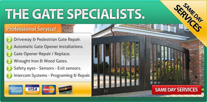 Gate repair Ojai CA